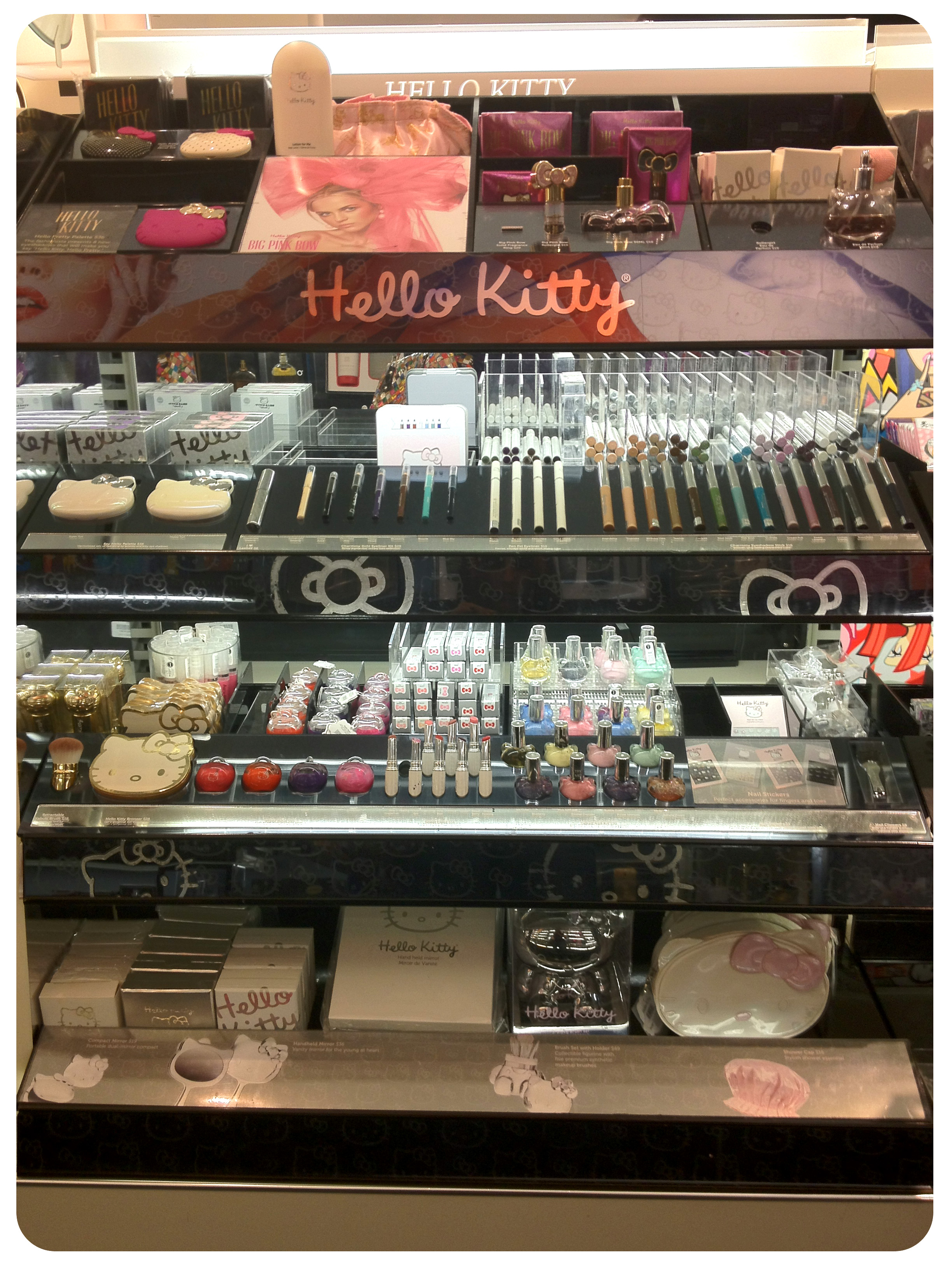 2019 year looks- Kitty hello for sephora preview