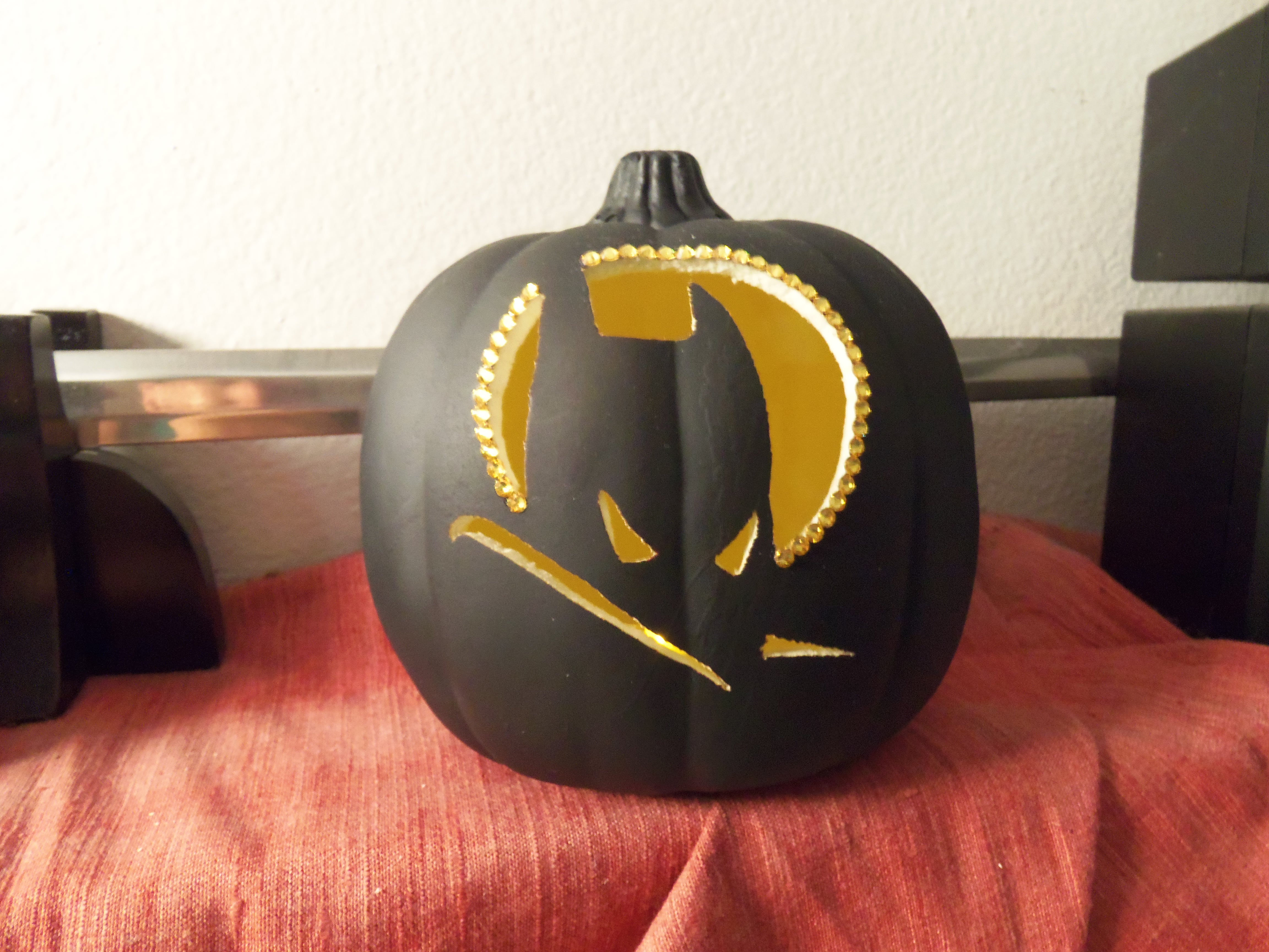 Diy friday carved craft pumpkin « set to stunning