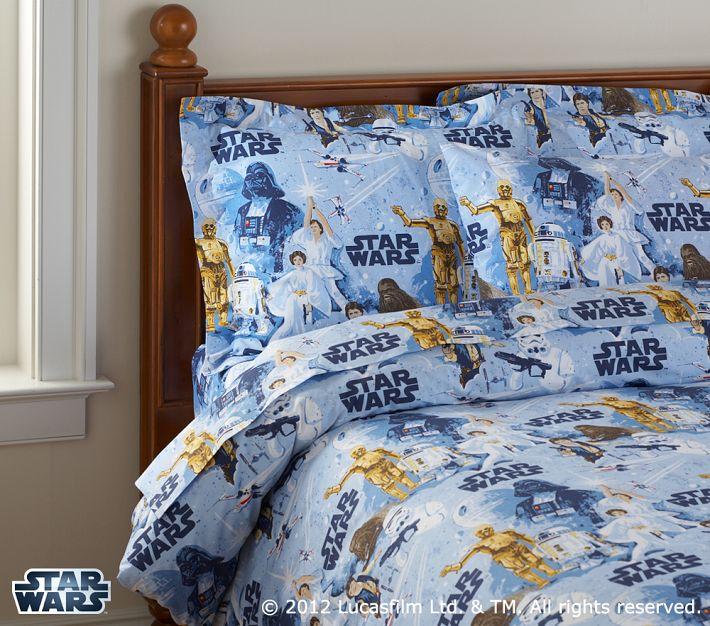 Star Wars Bed Set King