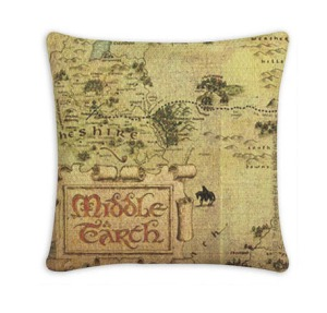 map_pillow
