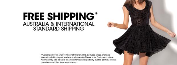 BM Free Shipping