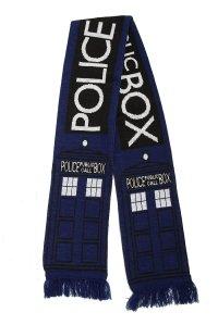 HotTopicTardisScarf