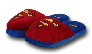 SupermanSlippers