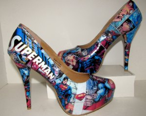 SupermanHeels