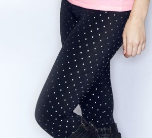 polkadotleggings