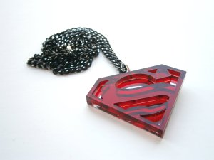 supermannecklace