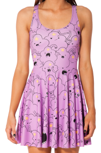 blackmilklumpdress
