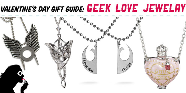 Samantha Brown Luggage Qvc: Valentine's Day Gift Guide: Geek Love Jewelry « Set To
