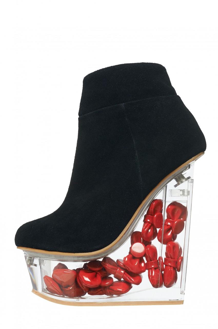 Jeffrey Campbell Black Shoes