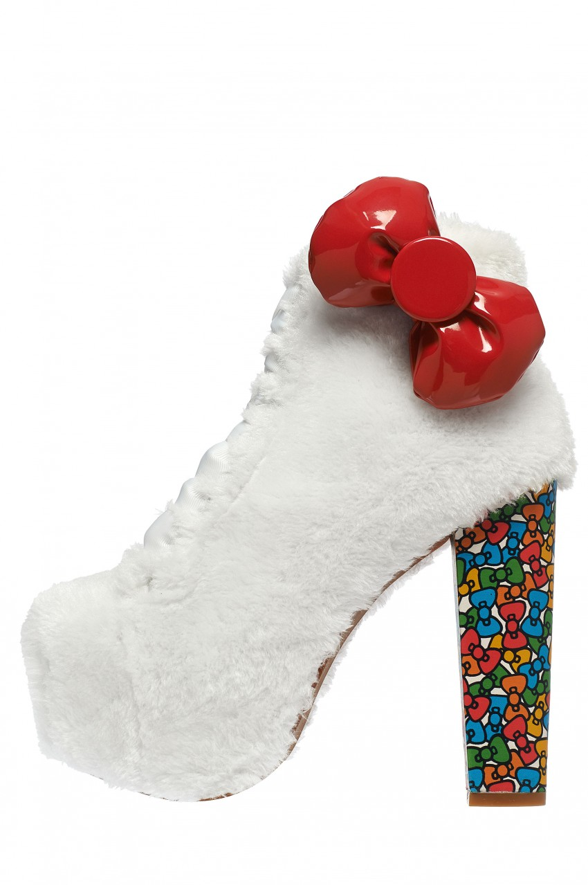 Oh Mew Oh My Hello Kitty X Jeffrey Campbell 171 Set To