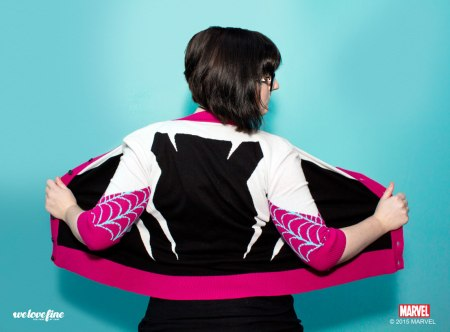 SpiderGwen-Cardigan_BACK